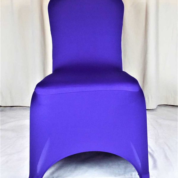 Chair Cover Purple