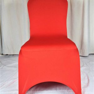 Chair Cover Red
