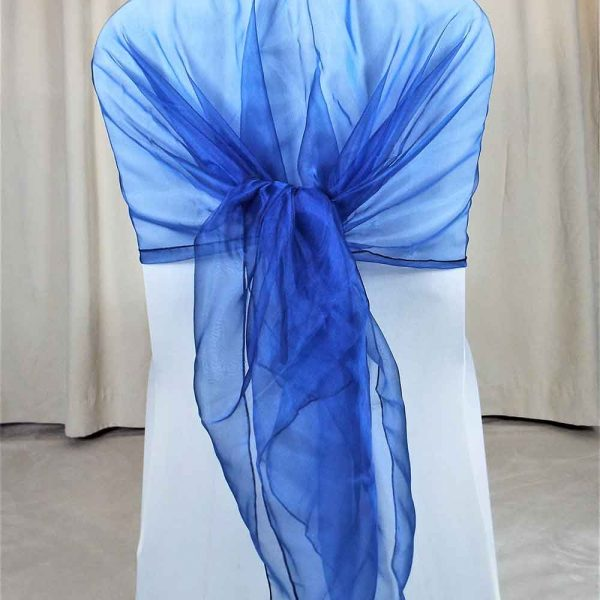 Drapes and Hoods Royal Blue