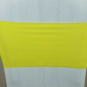 Chair Band Bright Yellow