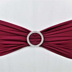 Chair Band Burgundy
