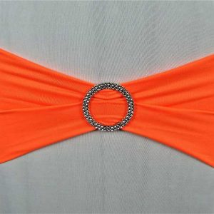 Chair Band Burnt Orange