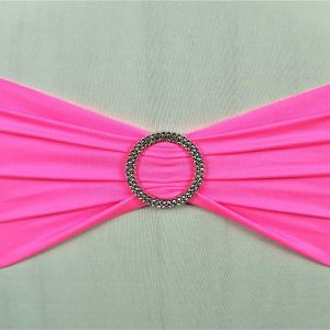 Chair Band Hot Pink